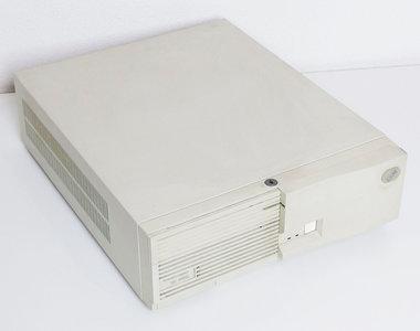 IBM Personal Computer 330 450DX2 486 MS-DOS / Windows 3.1 desktop PC - vintage retro 90s