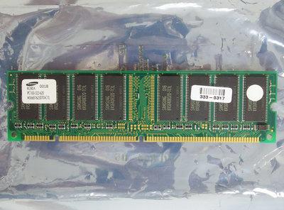 Samsung M366S1623DT0-C1L 128 MB 128MB PC100 CL3 168-pin DIMM SDRAM memory module