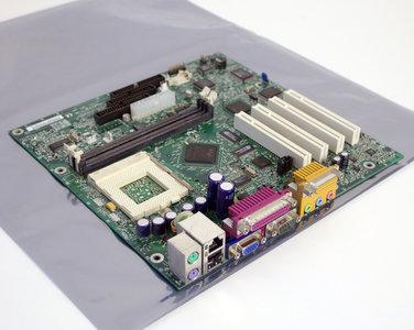 Intel CA810e socket 370 mATX PC motherboard main system board - S370 Pentium III PIII P3 810E