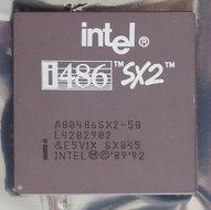 Intel-486-A80486SX2-50-SX845-50-MHz-168-pin-PGA-processor-486SX2-i486-50MHz-CPU-PGA168-socket-1-2-3-vintage-retro-90s