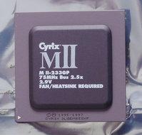 Cyrix-MII-233GP-188-MHz-socket-7-processor-CPU-188MHz