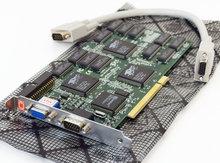 A-Trend-ATC-2455-12MB-12-MB-3Dfx-Voodoo2-VGA-graphics-accelerator-PC-PCI-card-adapter-Windows-95-98-Pentium-vintage-retro-90s