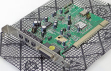 Diamond-DT0398-sound-audio-PC-PCI-card-Windows-95-98-Pentium-vintage-retro-90s