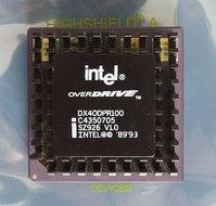Intel-486-Overdrive-DX4ODPR100-SZ926-100-MHz-168-pin-PGA-upgrade-processor-486DX4-i486-100MHz-CPU-PGA168-socket-1-2-3-vintage-retro-90s