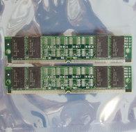Set-2x-Fujitsu-ESA2UN3282A-60JS-S-8-MB-8MB-16-MB-16MB-kit-60-ns-60ns-72-pin-SIMM-non-parity-EDO-RAM-memory-modules-vintage-retro-90s
