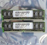 Set-2x-IBM-54H8501-8-MB-8MB-16-MB-16MB-kit-70-ns-70ns-72-pin-SIMM-non-parity-FPM-RAM-memory-modules-vintage-retro-90s