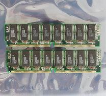 Set-2x-STH4880-6-2-MB-2MB-4-MB-4MB-kit-60-ns-60ns-72-pin-gold-contacts-SIMM-non-parity-RAM-memory-modules-vintage-retro-90s