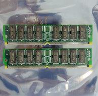 Set-2x-IBM-75G8332-4-MB-4MB-8-MB-8MB-kit-70-ns-70ns-72-pin-SIMM-non-parity-FPM-RAM-memory-modules-vintage-retro-90s
