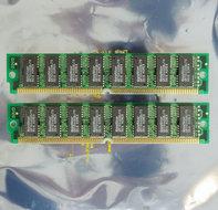 Set-2x-Goldstar-GM71C4400BJ70-16-MB-16MB-32-MB-32MB-kit-70-ns-70ns-72-pin-gold-contacts-SIMM-non-parity-FPM-RAM-memory-modules-vintage-retro-90s