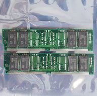Set-2x-SEC-KMM5322104AU-6-8-MB-8MB-16-MB-16MB-kit-60-ns-60ns-72-pin-SIMM-non-parity-EDO-RAM-memory-modules-vintage-retro-90s-#2