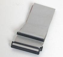 SCSI-50-pin-2-devices-internal-flat-ribbon-cable-58-cm-vintage