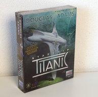 New-&-sealed-PC-CD-ROM-game-Douglas-Adams-Starship-Titanic-The-Digital-Village-big-box-adventure-Windows-95-98-vintage-retro-90s