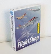 New-&-sealed-PC-CD-ROM-game-Flight-Shop-Aircraft-&-Adventure-Designer-For-Flight-Simulator-5.0-&-5.1-expansion-pack-big-box-simulation-FS5-FS5.1-vintage-retro-90s