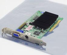 COMPAQ-PWA-G4000PRO-NVIDIA-Riva-TNT2-M64-32MB-VGA-TV-out-graphics-video-AGP-PC-card-adapter