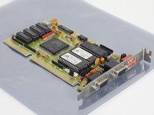 OAK-OTI067-VGA-EGA-combo-graphics-video-16-bit-ISA-PC-card-adapter-DOS-Windows-3.x-286-386-90s