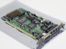 OAK-Mozart-16-OTI601-sound-audio-CD-ROM-controller-16-bit-ISA-PC-card-OPL3-Sound-Blaster-compatible-386-486-DOS-Windows-3.x-vintage-retro-90s