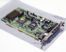 OAK-Mozart-16-OTI601-sound-audio-CD-ROM-controller-16-bit-ISA-PC-card-OPL3-Sound-Blaster-compatible-386-486-DOS-Windows-3.x-vintage-retro-90s-#2