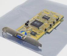 SiS-6326-VGA-graphics-video-AGP-PC-card-adapter-Pentium-Windows-95-98-vintage-retro-90s
