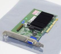 Elsa-Gladiac-MX-NVIDIA-GeForce2-MX400-32MB-VGA-graphics-video-AGP-PC-card-adapter