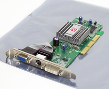 Sapphire-ATI-Radeon-9250-128MB-VGA-DVI-TV-out-graphics-video-AGP-PC-card-adapter