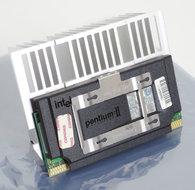 Intel-Pentium-II-Deschutes-400MHz-slot-1-SECC-processor-w--heatsink-COMPAQ-89064-P2-2-PII-cartridge-CPU