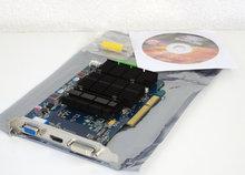 New-Sapphire-Radeon-HD3450-512MB-VGA-DVI-HDMI-graphics-video-AGP-PC-card-adapter