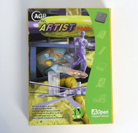 New-&-sealed-AOpen-Artist-PA45-SiS-6326-4MB-VGA-graphics-video-AGP-PC-card-adapter-Pentium-Windows-95-98-vintage-retro-90s