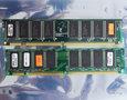 Set 2x Compaq 278030-002 16 MB 16MB 32 MB 32MB kit PC66 CL2 168-pin DIMM SDRAM memory modules